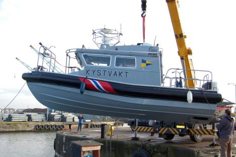 Rigid Inflatable Boats (RIBS)
